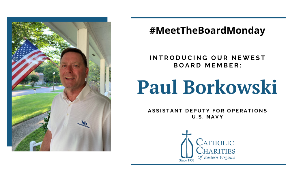 Board Spotlight: Paul Borkowski