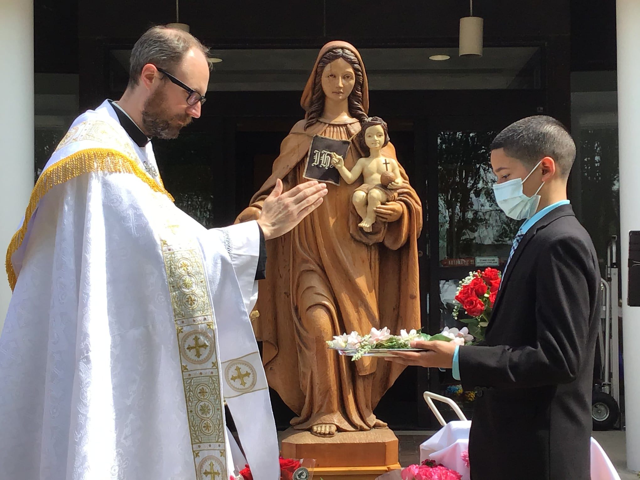Parish Partner Spotlight: Our Lady of Mount Carmel